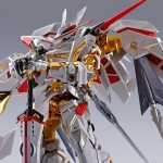 Metal Build Gundam Astray Gold Frame Amatsu Hana Version Hana Bandai Limited
