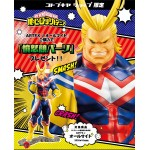ARTFX J My Hero Academia All Might Takara Tomy (With Bonus Aggressive Face Parts ) Limited Edition
