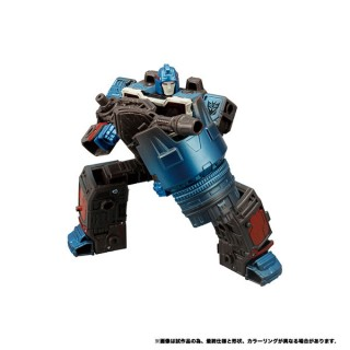 Transformers War for Cybertron WFC 05 Scrapface Takara Tomy