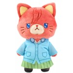 The Quintessential Quintuplets Plush Keychain w Eye Mask withCAT Miku Nakano Movic