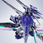 Metal Robot Damashii (Side MS) Gundam 00 XN Raiser + Seven Sword + GN Sword II Blaster Set Bandai Limited