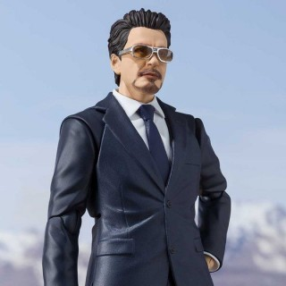 S.H. Figuarts Iron Man Tony Stark (Birth of Iron Man) Edition Bandai Limited