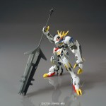 HG 1/144 Gundam Barbatos Lupus Plastic Model Gundam Iron Blooded Orphans BANDAI SPIRITS
