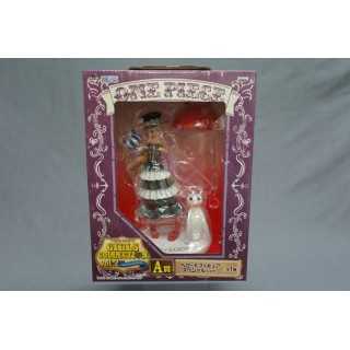 2 The Strong Girls ... FROM JAPAN Ichiban Kuji One Piece GIRLS COLLECTION vol