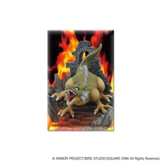 Dragon Quest Monster Square Magnet Pack of 12 Square Enix