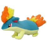 Pokemon ALL STAR COLLECTION Plush PP170 Quilava San-ei Boeki