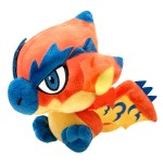 Monster Hunter Deformed Plush Rathalos Capcom