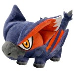 Monster Hunter Deformed Plush Nargacuga Capcom