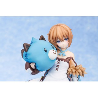 Hyperdimension Neptunia Blanc Waking Up Ver. 1/8 Broccoli