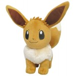 Pokemon ALL STAR COLLECTION Plush PP166 Eevee San-ei Boeki