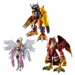 SHODO Digimon 1 Pack of 6 Bandai