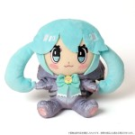 VOCALOID Hatsune Miku Series Plush Souno Cat Party Hatsune Miku Movic