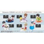 Detective Conan Patisserie CONAN Special Sweets Pack of 6 RE-MENT