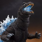 S.H.Monster Arts Godzilla (2001) Godzilla Mothra and King Ghidorah (Giant Monsters All) Out AttackHeat Ray Ver. Bandai Limited