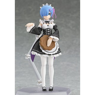 figma ReZEROStarting Life in Another World Rem Max Factory