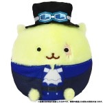 ONE PIECE Amimaru Plush Keychain Sabo Movic