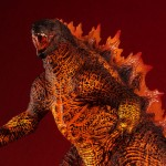 Godzilla UA Monsters Burning 2019 MegaHouse