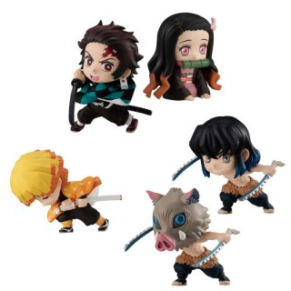 Demon Slayer Kimetsu no Yaiba ADVERGE MOTION Set Bandai