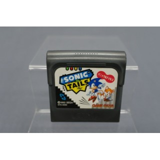 (T1E) SONIC AND TAILS SEGA GAME GEAR CARTRIDGE ONLY