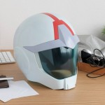 Full Scale Works Mobile Suit Gundam Earth Federation Forces Normal Suit Helmet 1/1 Bandai Limited