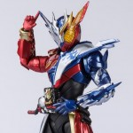 S.H. Figuarts Kamen Rider Build the Movie : Be the One Build Cross-Z Build Form Bandai Limited