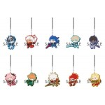 Fate /EXTELLA LINK Clear Rubber Strap Pack of 10 Sol International