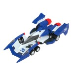Future GPX Cyber Formula Variable Action Kit Super Asurada 01 MegaHouse