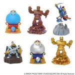 Dragon Quest 3D Monster Encyclopedia Figure Pack of 6 Square Enix