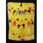Pokemon Candy Tropiacal Fruit and Cola Gummy Pure Kanro set of 6 Bags (March 2021)