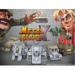 Metal Slug X 6Types Assorted Box Plastic Model Xinshi Model