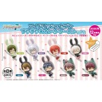 Idolish7 Snoozing on the Cable vol.2 Pack of 8 Gray Parka Service