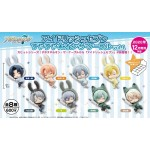 Idolish7 Snoozing on the Cable vol.1 Pack of 8 Gray Parka Service