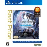 PS4 Monster Hunter World Iceborne Master Edition Best Price Capcom