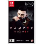 Nintendo Switch Vampyr Special Edition Game Source Entertainment