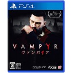 PS4 Vampyr Special Edition Game Source Entertainment