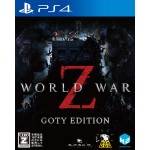 World War Z PS4 WORLD WAR Z GOTY EDITION H2 Interactive