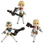 Desktop Army Persona Series Collaboration Aigis Pack of 3 MegaHouse
