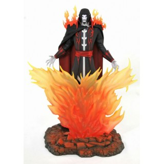 Castlevania Gallery Dracula Vlad Tepes Statue Diamond Select