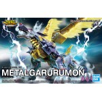 Figure rise Standard Metal Garurumon Plastic Model Digimon Adventure BANDAI SPIRITS