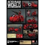 Acid Rain Scale FAV SP05 Capybara RED JP 2020 1/18 TOYS-ALLIANCE