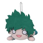 My Hero Academia Nesoberi Plush Izuku Midoriya School Uniform SEGA