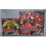 ARTFX+ The Avengers Age of Ultron 1/10 Hulkbuster and Hulk Set Kotobukiya