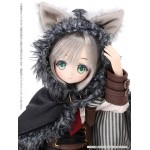 Alvastaria Tio Seamstress Red Riding Hood and Forest Wolf Doll 1/6 azone international