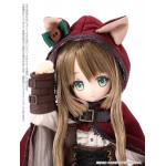Alvastaria Tia Seamstress Red Riding Hood and Forest Wolf Doll 1/6 azone international