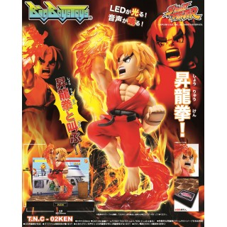 Street Fighter T.N.C-02 Ken BigBoysToys Limited edition