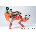 ROBOT BUILD RB 05C FLAME ANTS First Press Limited Edition Hecheng Zhizao