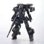 Night Striker INTER GRAY Xsi Poster ver. Color Resin Cast Kit 1/32 RC Berg