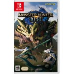 Nintendo Switch Monster Hunter Rise Regular Edition Capcom