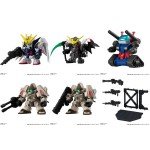 Mobile Suit Gundam Gashapon Senshi Forte 13 Pack of 12 Bandai