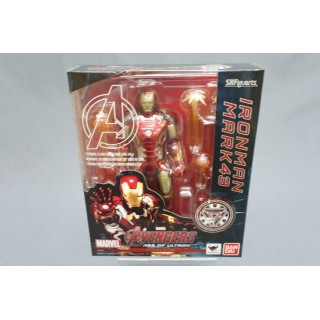 SH S.H. FIGUARTS IRON MAN 43 The Avengers 2 Age of Ultron Bandai
